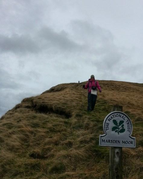 Colne Valley Circular Walk Hike Marsden Moors