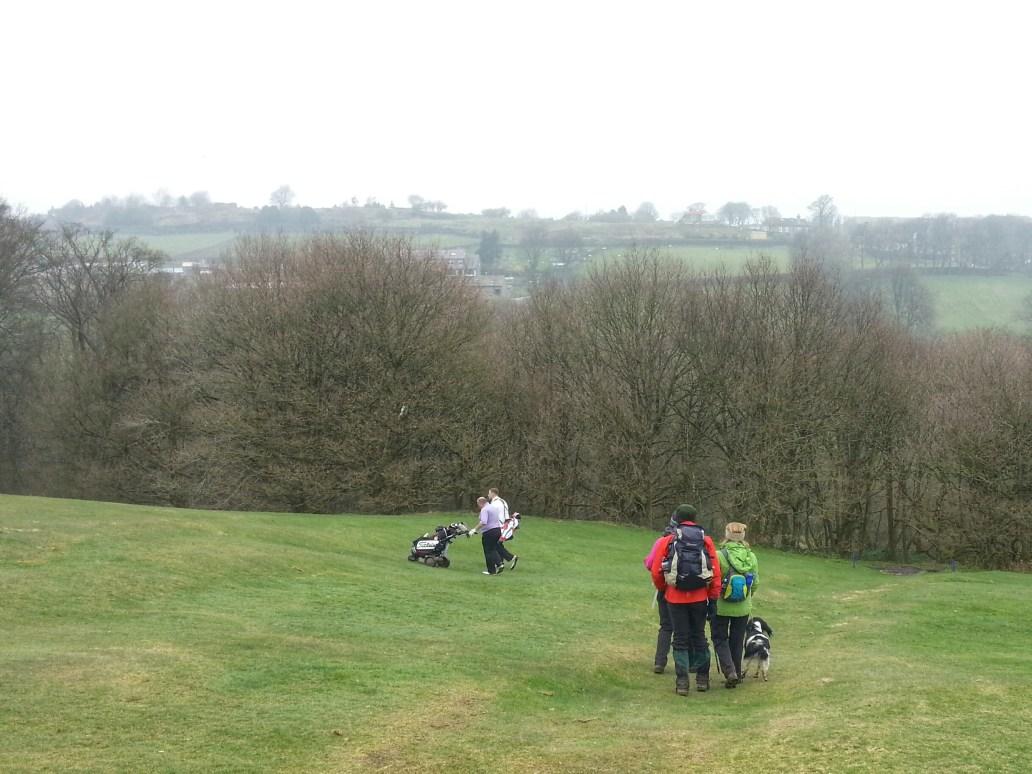 Kirklees Way Huddersfield Hike