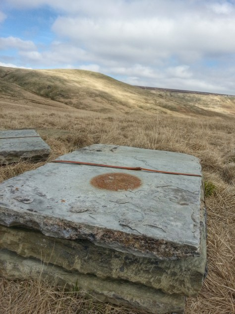 March Hill Marsden Moors hike Hiking Yorkshire Walking rambling