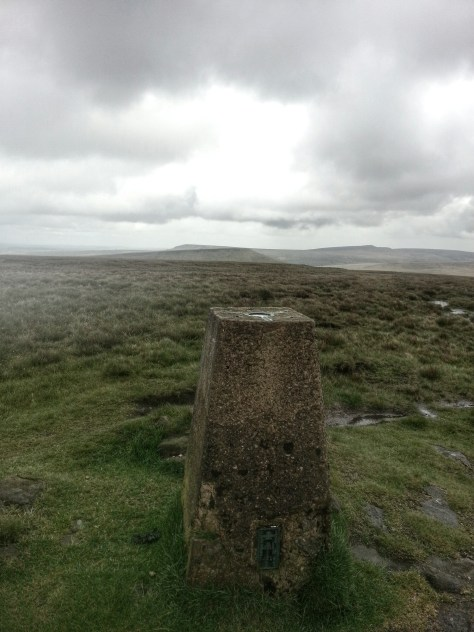 Castleshaw Pennine Way Millstone Edge Saddleworth Marsden Moor hike Hiking
