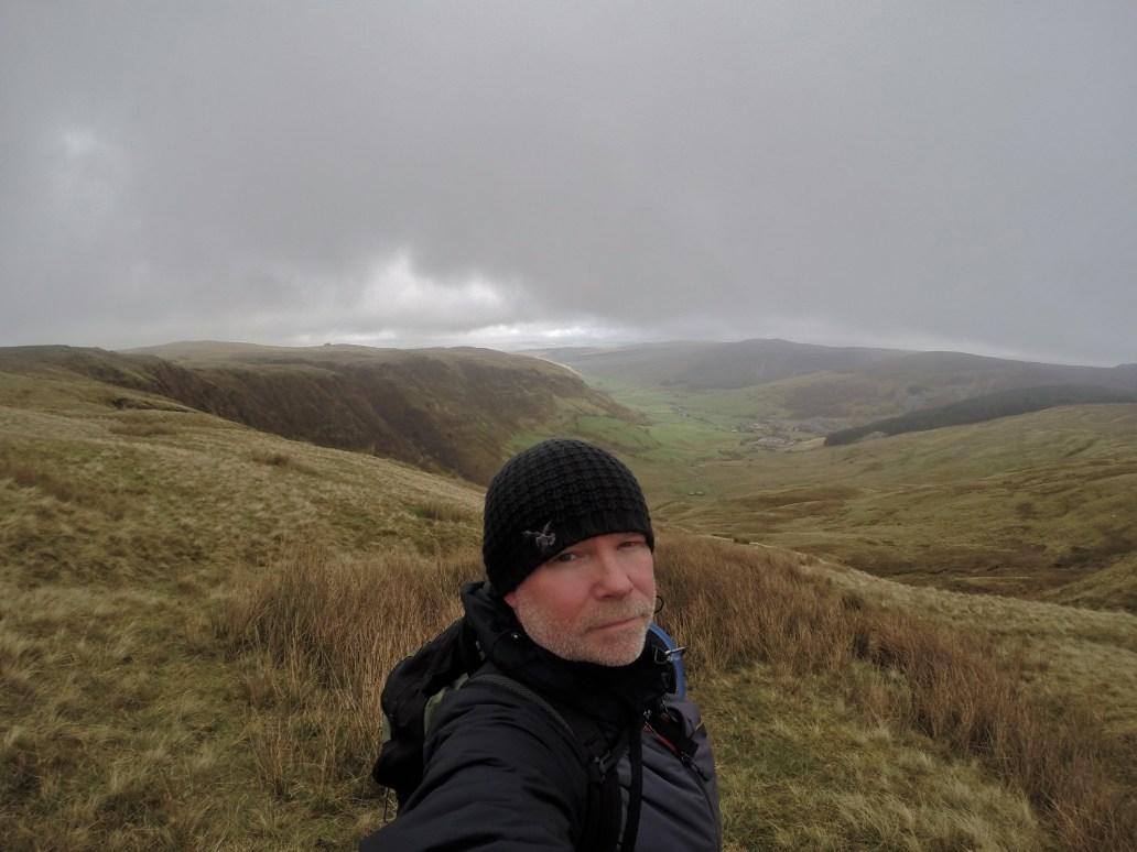 Above Cwm Penmachno Hike