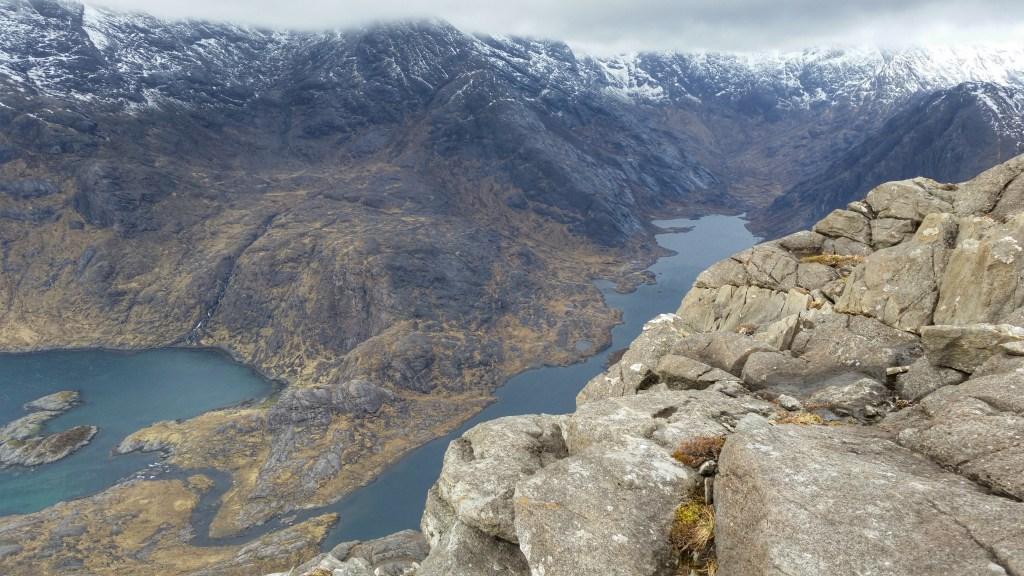 Isle of Skye Loch Coruisk and Scavaig and Sgurr Na Stri trip