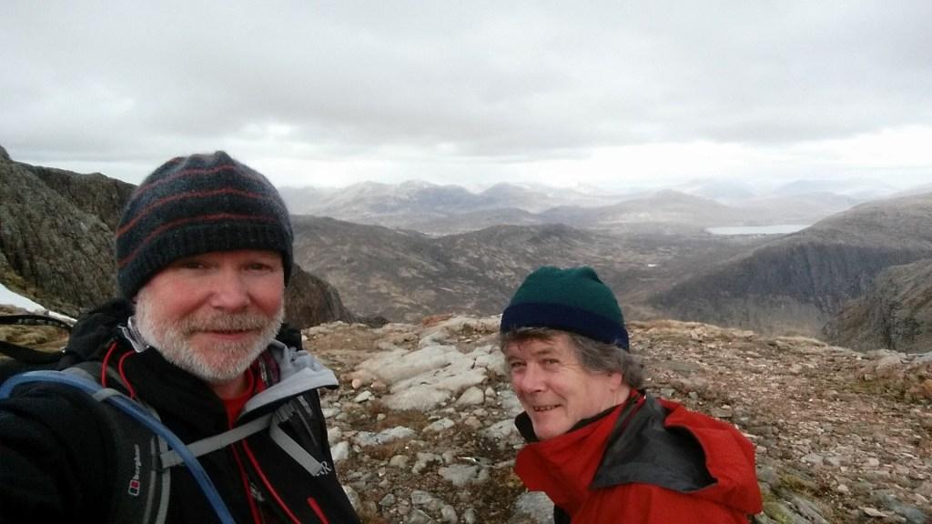 Buachaille Etive Mor Stob Dearg hike scramble Scotland