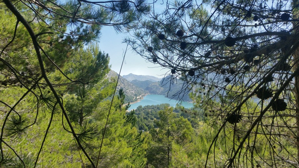 Gr221 Tossals verds to Soller route