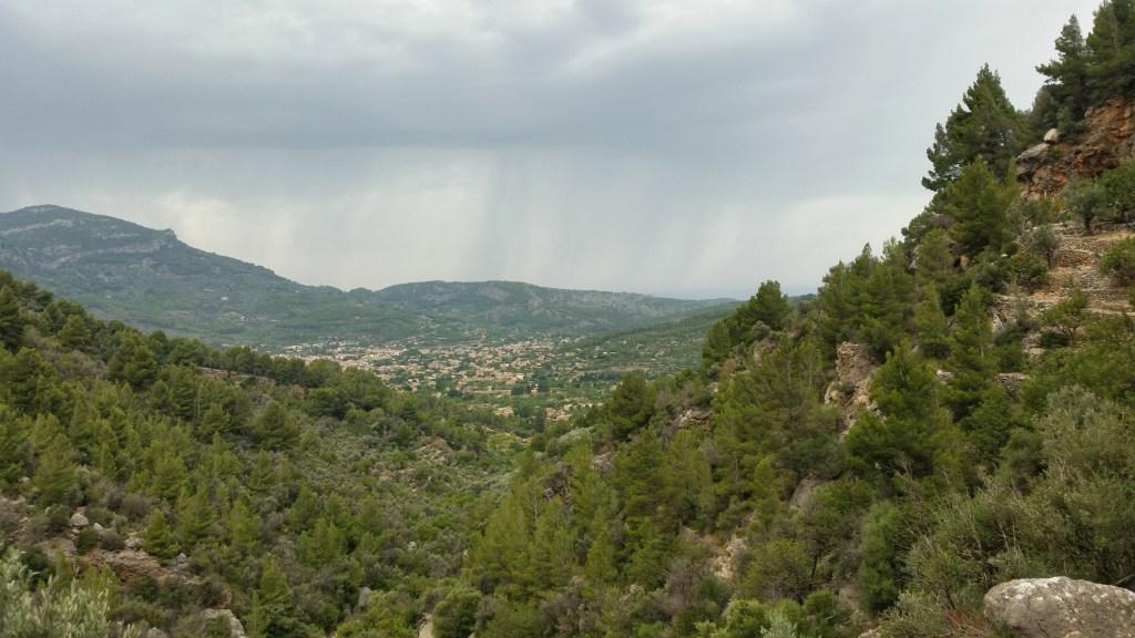 GR221 Mallorca Torrent des verger