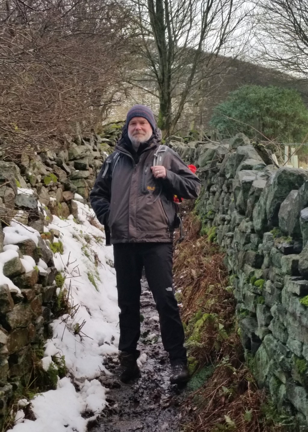 Kit Review The North Face Diablo Pants moors walk
