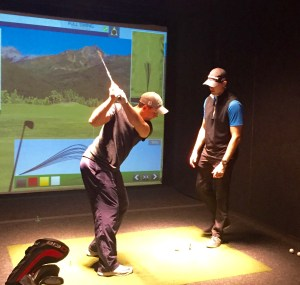lessons with pga pro at halfway house indoor golf 2