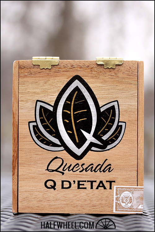 Quesada q detat Molotov Box 1