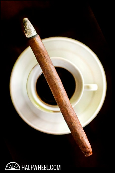A cigar and Cuban style coffee. The coffee served at the Plasencia Cigars S.A. is actually grown on a small five acre lot in Jalapa and is some of the best I have ever tasted. Sadly, they won't allow anyone to buy any and take it back with them.