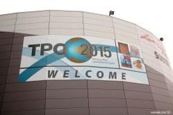 TPC 2015 Welcome banner