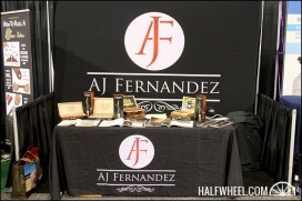 Tobacco Plus Expo 2013 — A.J. Fernandez