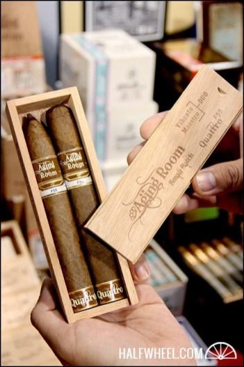Tobacco Plus Expo 2013 — Aging Room Quattro 2