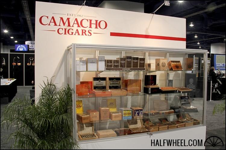 Tobacco Plus Expo 2013 — Camacho