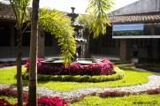 Plasencia Cigars Courtyard