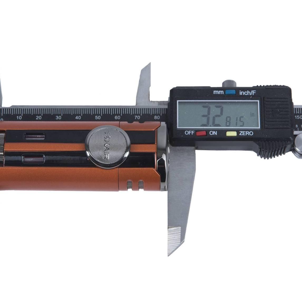XIKAR HP4 length