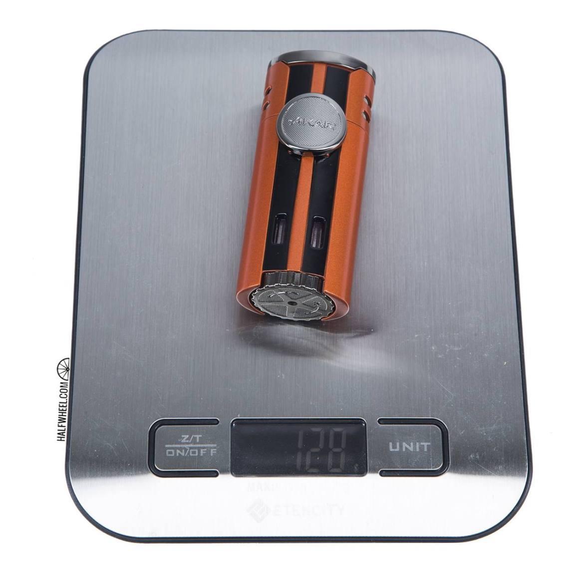 XIKAR HP4 weight