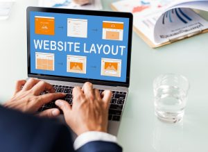 Computer screen photo