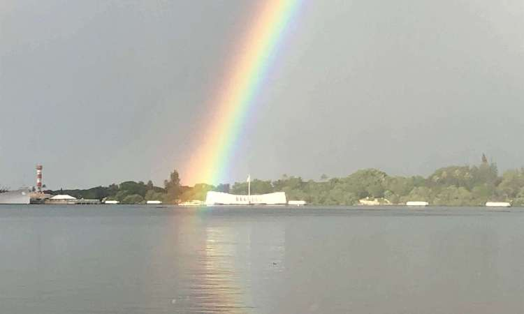 Pearl Harbor Rainbow