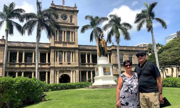 Kamehameha Statue Honolulu