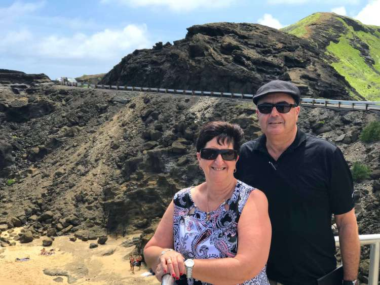 Couples Holiday in Hawaii