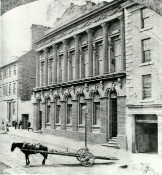 1838 Branch and Headquarters
