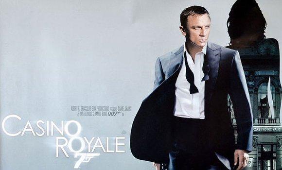James Bond 007: The Daniel Craig Era   Flaw in the Iris