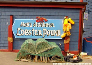 Halls Harbour Lobster Pound