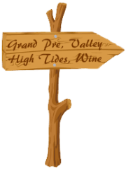 Grand Pre Valley High Tides Tour Nova Scotia