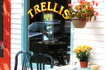 Trellis Cafe Hubbards