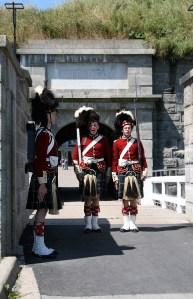 Halifax Citadel Change of the Guard