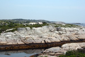 Peggy's Cove Marsh