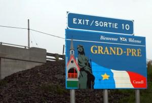 Grand Pre Nova Scotia