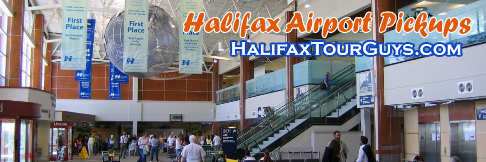 Halifax Tours from Halifax Stanfield Airport