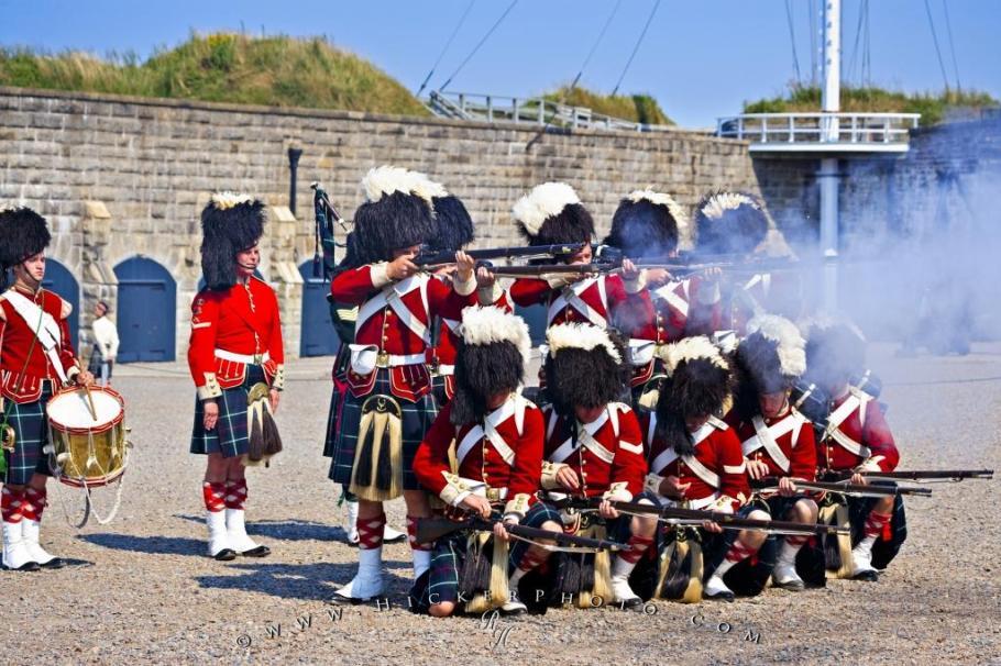 Halifax Citadel Hill Tour