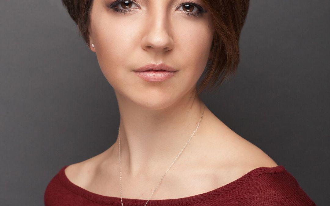 Mezzo Sarah Nadreau: featured 2017 Halifax Opera Festival artist