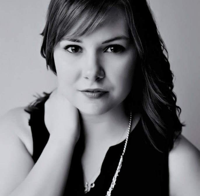 Canadian soprano D'Arcy Blunston, featured performer at the 2017 Halifax Summer Opera Festival