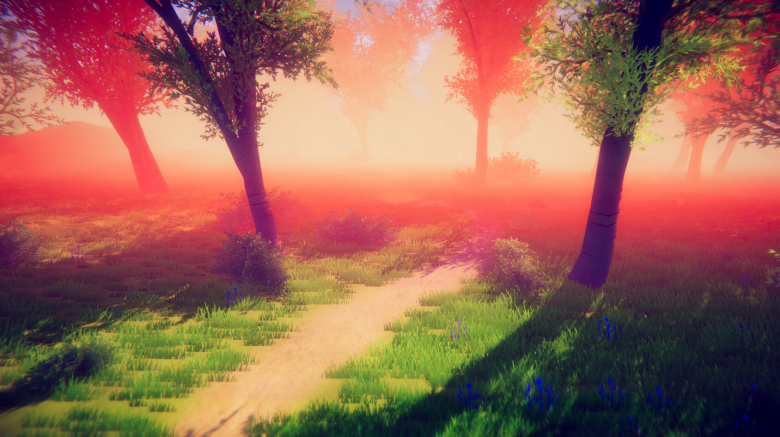 My take on shaders: Firewatch multi-colored fog – Harry