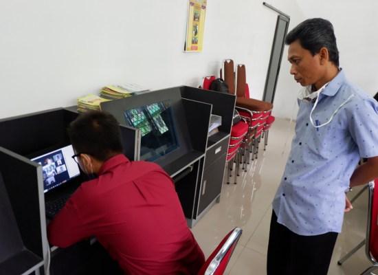 UISU Laksanakan Ujian CBT bagi 51 Calon Mahasiswa FK