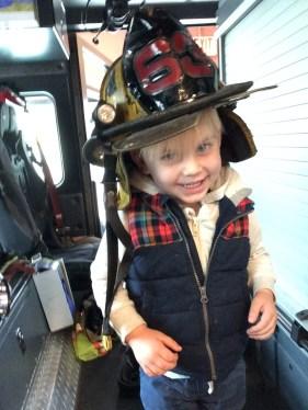 digs firefighter