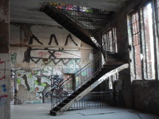 Alte Eisfabrik, Berlin, Köpenicker Str.