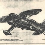 Sid Bradd Drawing 1982
