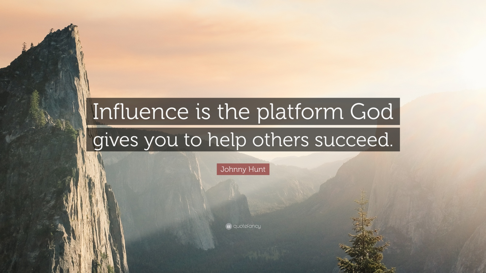 If God Gives You Influence