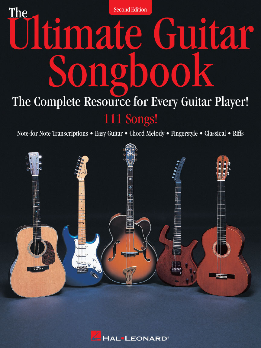 D tuning (dadf#ad) hypnothic verse riff: The Ultimate Guitar Songbook Second Edition The Complete Resource For Every Guitar Player Hal Leonard Online