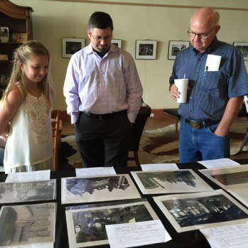 Texas Society of Architects partners with Hallet Oak Gallery for Annual Historical Art Contest