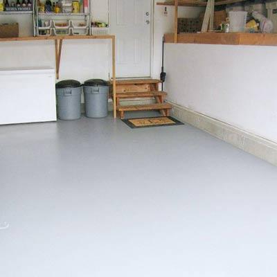 Garage Floor Painting Jacksonville fl