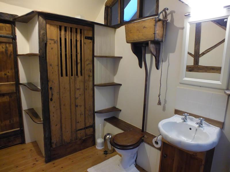 Bathroom , Byre Cottage