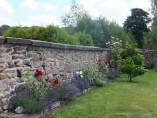 The Byre garden
