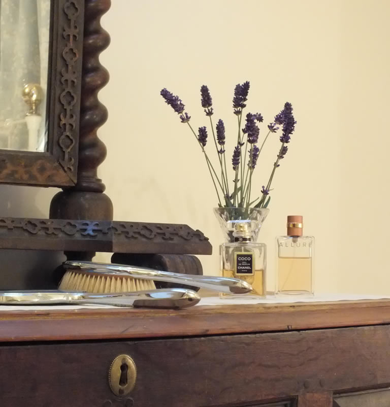 Dressing Table in the Byre master bedroom
