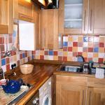 The Saddlery kitchen