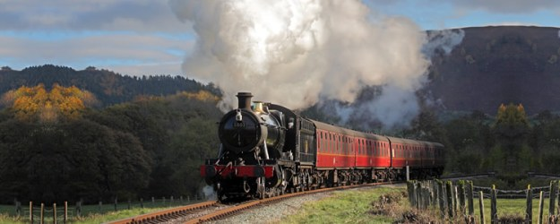 llangollen steam